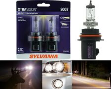 Sylvania Xtra Vision 9007 HB5 65/55W Two Bulbs Head Light Dual Beam Plug Play OE