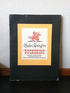 Frederic Remington Buckskins 4 of 8