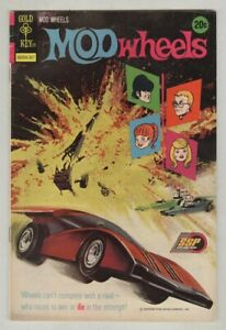 Mod wheels #9 July 1973 FN