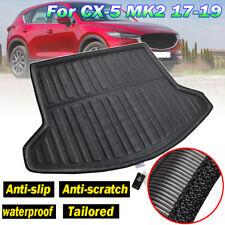Car Rear Cargo Boot Liner Trunk Mat Tray Carpet For Mazda CX-5 CX5 KF 2017-2021
