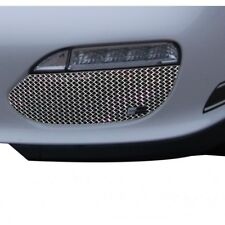 Zunsport Polished front lower outer vent grille kit Porsche Boxster 987.2 09-13