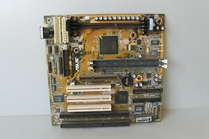 Asus P2E-B Slot1 motherboard AT form factor, working condition!!!