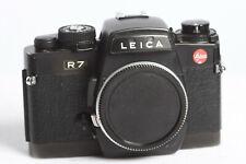 Leica R7 Gehäuse black schwarz GERMANY