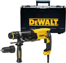 Tassellatore SDS-Plus 3 modalità 900 Watt doppio mandrino D25144K-QS DEWALT