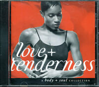 Body + Soul: Love + Tenderness by Various Artists (CD, 2002, Time Life Music)