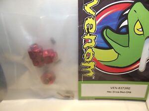 Venom Hex Drive-Red  Creeper cpr Ven8373re