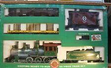 Bachmann Big Hauler G Scale Train Set, Santa Fe Atchison Topeka, 55 Piece, NIB