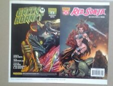 Dynamite Entertainment Red Sonja #50 Cover Proof