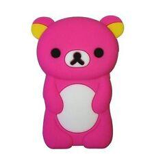 BUY 1 GET 1 FREE - iPod NANO 7th Gen Soft Silicone Case Cover Cute Teddy Bear