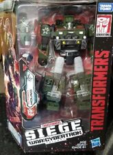 Transformers Generations War For Cybertron Siege Deluxe HOUND G1 IN STOCK