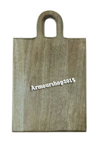 Wooden Oak Chopping Boards with Handle Cutting Board Wood Cheese Board