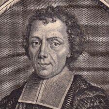 Portrait XVIIIe François VIVANT Docteur de la Sorbonne Saint-Germain l'Auxerrois