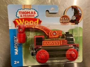 Thomas & Friends Wooden Railway Harvey