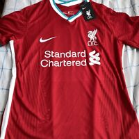 Liverpool Authentic Vapornit 2020/21 Home Jersey ADULT LARGE