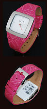 Special Design - E L L E Women's Watch Pink Colourful NEW