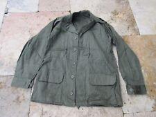 Français Legion Army Femme field jacket Vietnam veste de combat Nam PARATROOPER