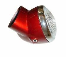 Honda CT70  Headlight & Headlight Bucket Candy Red 69-71 OEM Replacement & Bulb