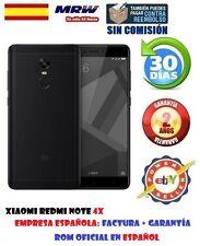 XIAOMI REDMI NOTE 4X 32GB-3GB NEGRO.ROM OFICIAL MIUI V8 EN ESPAÑOL. FACTURA