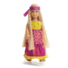 American Girl Doll Mini Julie Special Edition 2016 NEW!! Retired