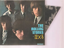 ROLLING STONES 12x5 Japan Mini LP CD Promo Box only