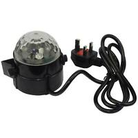 Colorful Sound Activated Magic Ball LED Stage Light RGB Disco Christmas Party DJ