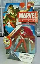marvel universe series 3 Falcon action figure