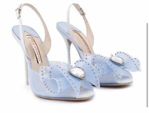 Sophia Webster Leah Shoe Blue