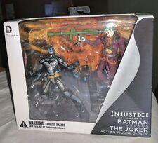 Injustice Batman VS Joker Gods Among Us Action Figure 2-Pack 2014