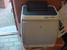 HP CB373A Color Laserjet 1600 laser printer w/remaining toner,Page Count:14K