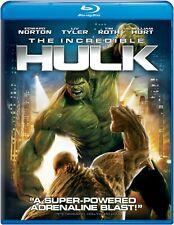 The Incredible Hulk [Blu-ray] [2008] - DVD   Tim Roth, Edward Norton