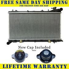 Radiator For 2002-2007 Subaru Impreza 2.5L H4 Lifetime Warranty Free Shipping