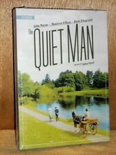 The Quiet Man (DVD, 2016, Olive Signature) John Wayne Maureen OHara NEW classic
