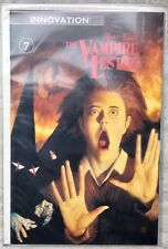 VAMPIRE LESTAT #7 ANNE RICE INNOVATION 1990 HORROR COMIC BLOOD SUCKERS SCARCE X