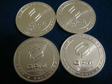 (4) OPM 1 Troy oz..999 Pure Silver Rd. Made in USA -PROOF LIKE LUSTER