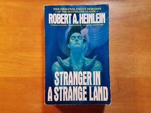 Robert A. Heinlein Stranger in a Strange Land the original uncut version pb G