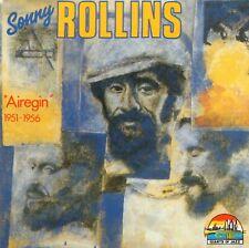 SONNY ROLLINS – AIREGIN 1951-1956 (1990 JAZZ CD COMPILATION ITALY)