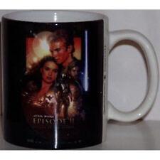 Star Wars Episode Ii Attack of the Clones Movie Poster Stoneware Mug New Unused