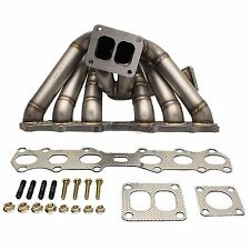 HP-Series For Supra 1JZGTE Stainless Steel Equal Length T4 Flange Turbo Manifold