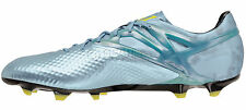 New Adidas Messi 15.1 FG / AG Mens Soccer Cleats : Blue : Size 12