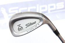 Titleist DCI Black Oversize+ Single 9 Iron Golf Club TriSpec R-Flex Steel