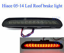 Smoked LED High Mounted Stop Brake Lamp for TOYOTA HIACE VAN 04-15 Tail lights