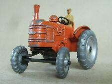 Meccano Dinky Toys Field Marshall Traktor Nr. 301 von 1954, Felgen silber selten