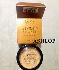 Ben Nye CAMEO SHIMMER POWDER.. POUDRE SCINTILLANTE... Brand New&Boxed.. Full tub