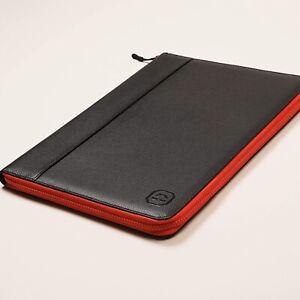 Vegan Leather Compendium - Student Notebook Padfolio