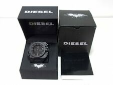 DIESEL BATMAN The Dark Knight Rises Wrist Watch Limited Edition 5000 w/BOX