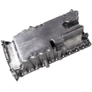 Engine Oil Sump Pan For Volvo V50 S40 2005 - 2011 C70 2006-2013