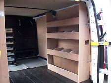 Ford Transit Custom Van Racking Ply Shelving SWB Storage Accessories