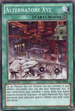 3x Alternatore Xyz YU-GI-OH! LVAL-IT068 Ita COMMON 1 Ed.