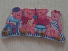 Dolls House Miniature 1/12th Scale Nursery Coat Hooks