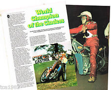 PETER COLLINS MOTORCYCLE Racing Article / Photo's / Pictures